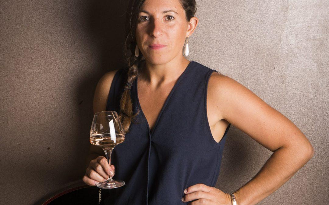 Portrait : Charlotte Sallier
